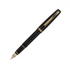Namiki Falcon Collection, Black, Soft Fine Nib Fountain Pen