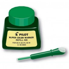 Pilot SC-RF Refill Ink for Permanent Markers, Green