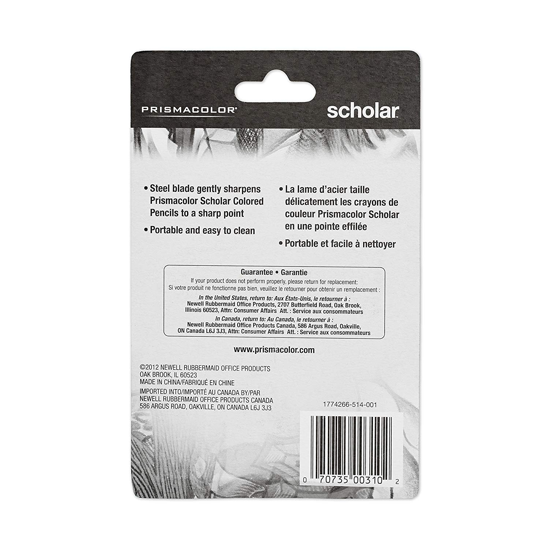 Prismacolor Scholar Pencil Sharpener Bestpensonline Com