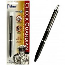 Fisher Check Guardian Pen, Blue Med