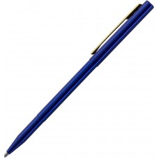 Fisher StowAway Pen with Clip, Blue Barrel