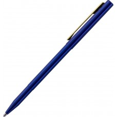 Fisher StowAway Pen with Clip and Stylus, Blue Barrel