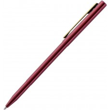 Fisher StowAway Pen with Clip and Stylus, Red Barrel