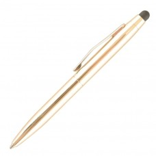 Marvy St. Tropez Petite BP Pen with Stylus, Gold