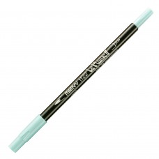 Marvy Le Plume II Double Ended Watercolor Marker, Aqua Marine