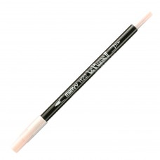 Marvy Le Plume II Double Ended Watercolor Marker, Blush Pink