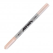Marvy Artwin Double Ended Marker Blush Pink