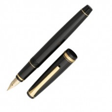 Namiki Falcon Collection, Black, Soft Medium Nib Fountain Pen