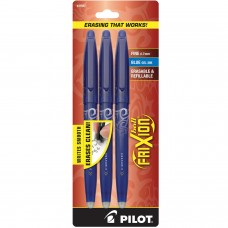 Pilot FriXion Ball Blue - 3 Pack