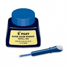 Pilot SC-RF Refill Ink for Permanent Markers, Blue