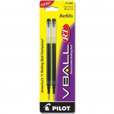 Pilot LB7RR VBall RT Refill, Black, Fine