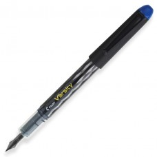 Pilot SV-4B Varsity Fountain Pen, Disposable, Blue