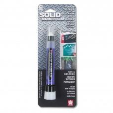 Sakura Solid Marker, Slim, White