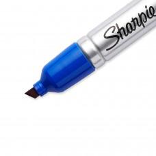 Sharpie Permanent Marker, King Size, Blue