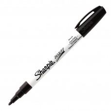 Sharpie Paint, Oil Base Black Fine