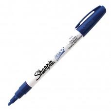 Sharpie Paint, Oil Base Blue Fine