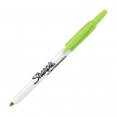 Sharpie Retractable Marker Lime