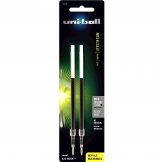 Uni-Ball Jetstream 2cd Blk Roller Ball Pen-Refill