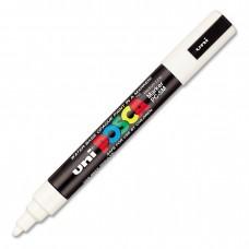 Sanford Uni-Posca PC-5M Water Based Paint Marker, Med, White