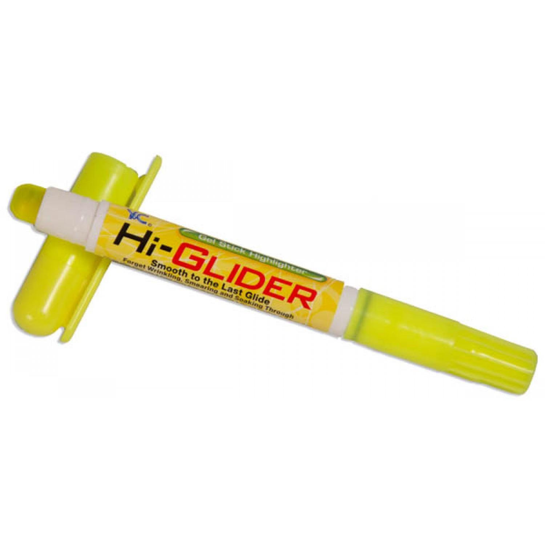 Yasutomo HG10L Hi-Glider Yellow Highlighter