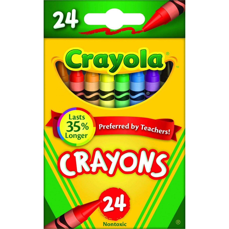 Crayola® Classic Color Crayons