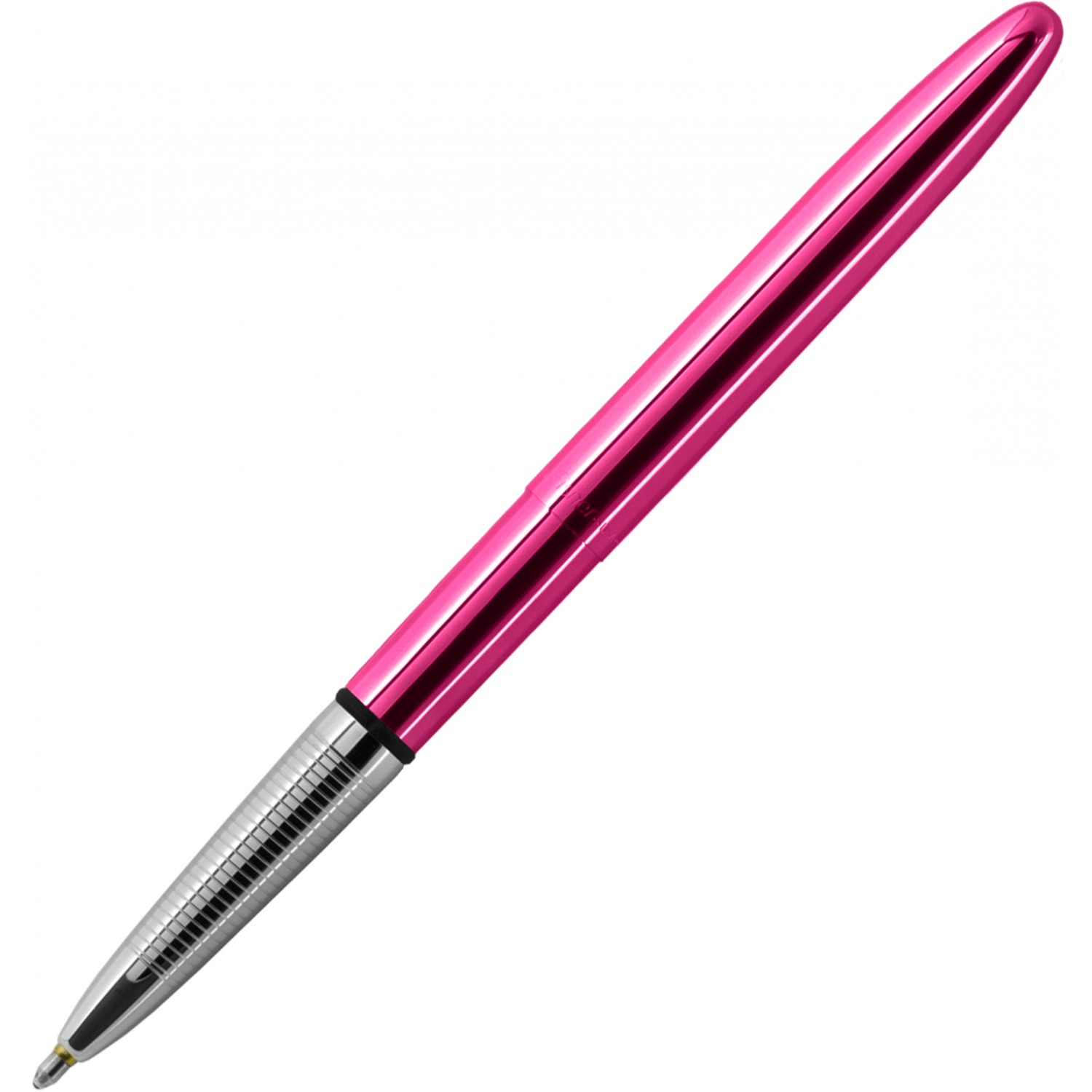 Fisher Fuchsia Flurry Translucent Bullet Space Pen