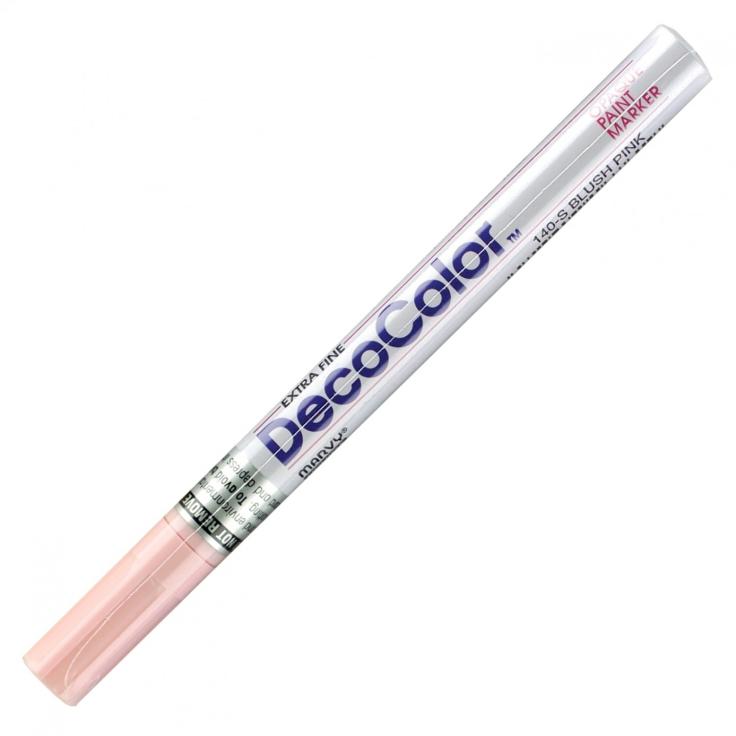 Marvy Decocolor Paint Marker XF Blush Pink