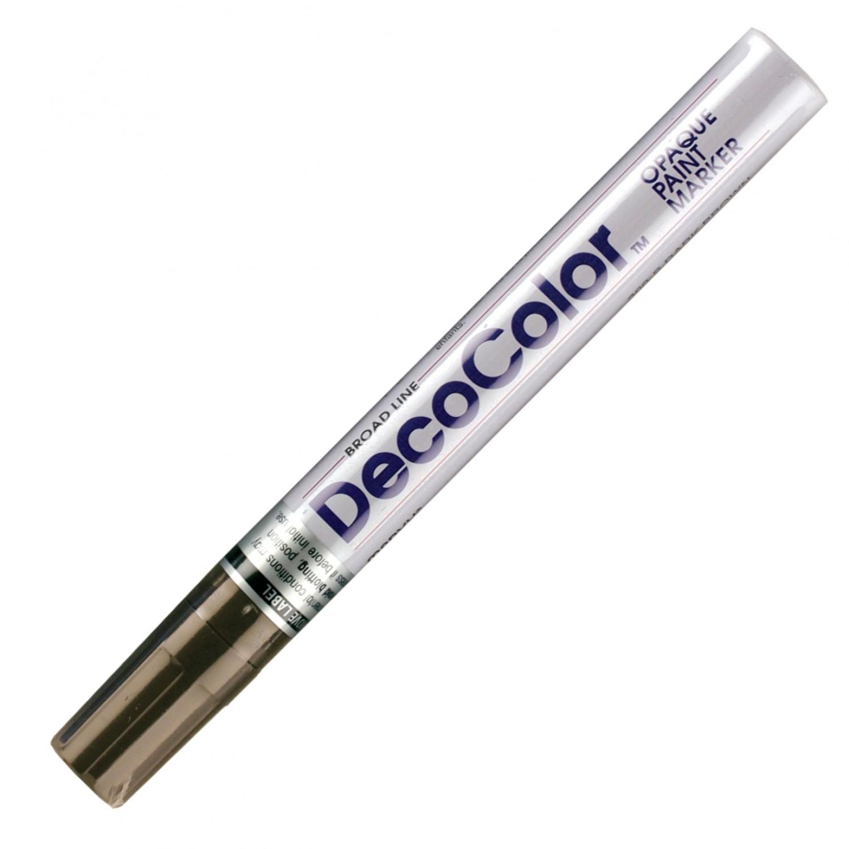 Marvy Deco Color Marker 300 Dk Brown