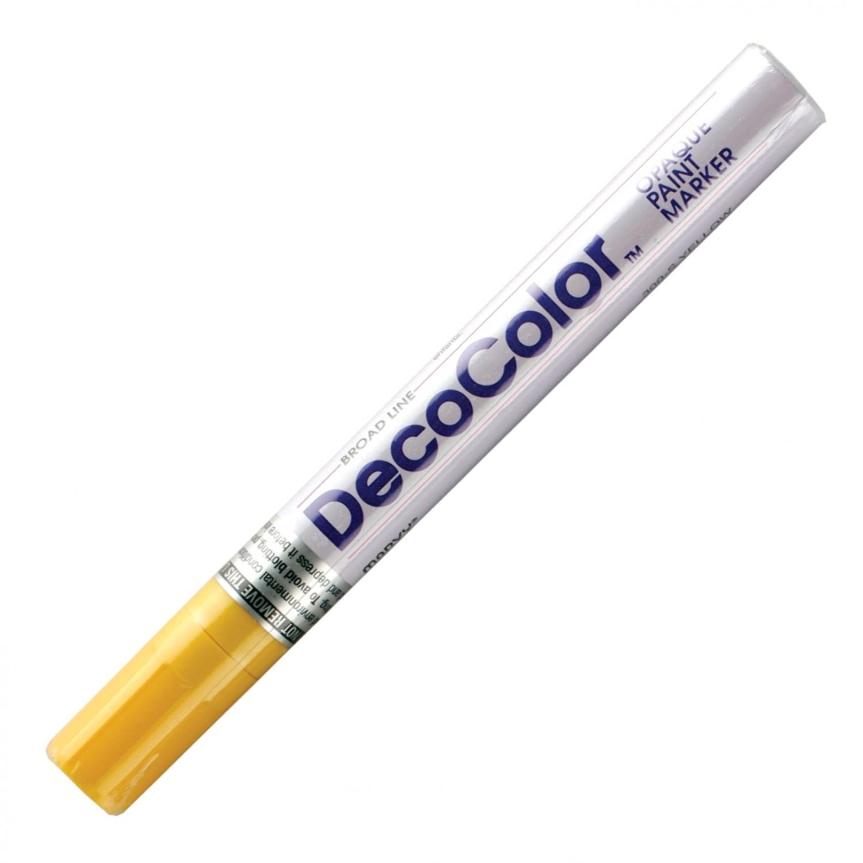 Marvy Deco Color Marker 300 Yellow