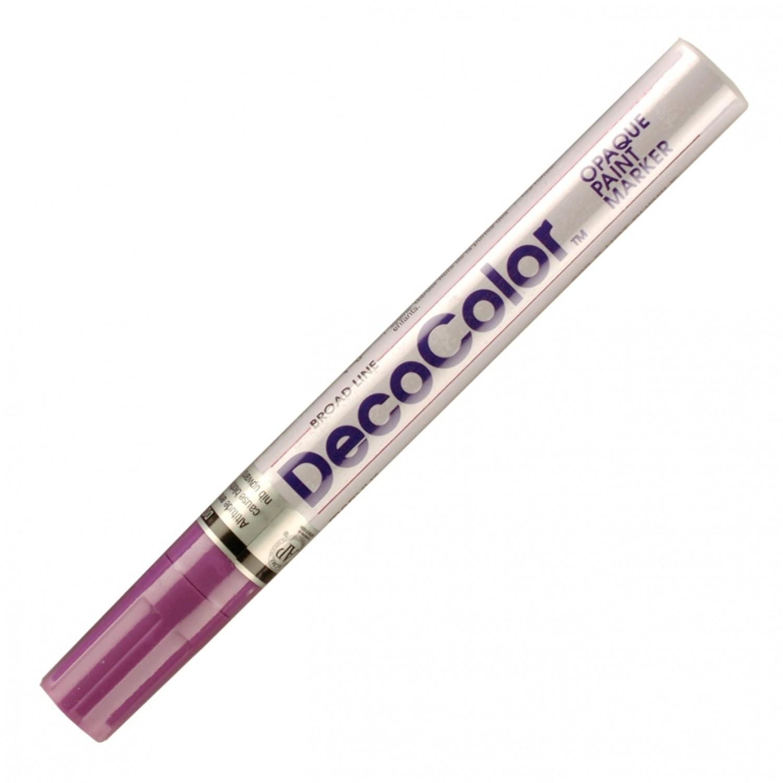 Marvy Deco Color Marker 300 Hot Purple