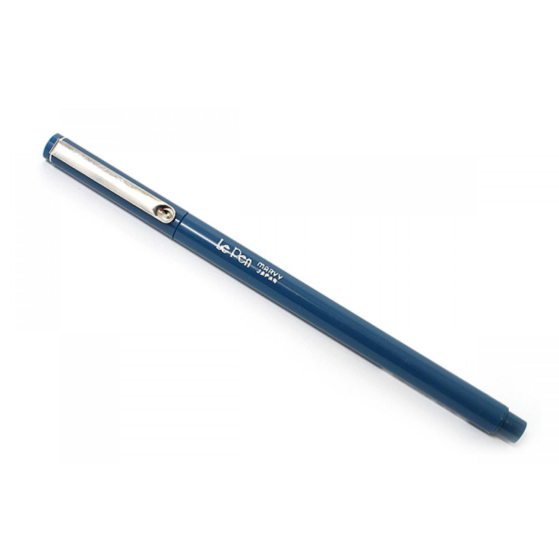 Marvy Le Pen, 0.3mm, Oriental Blue