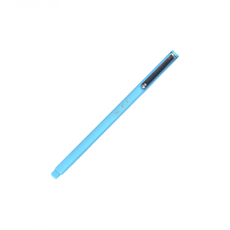 Marvy Le Pen, 0.3mm, Fluorescent Blue