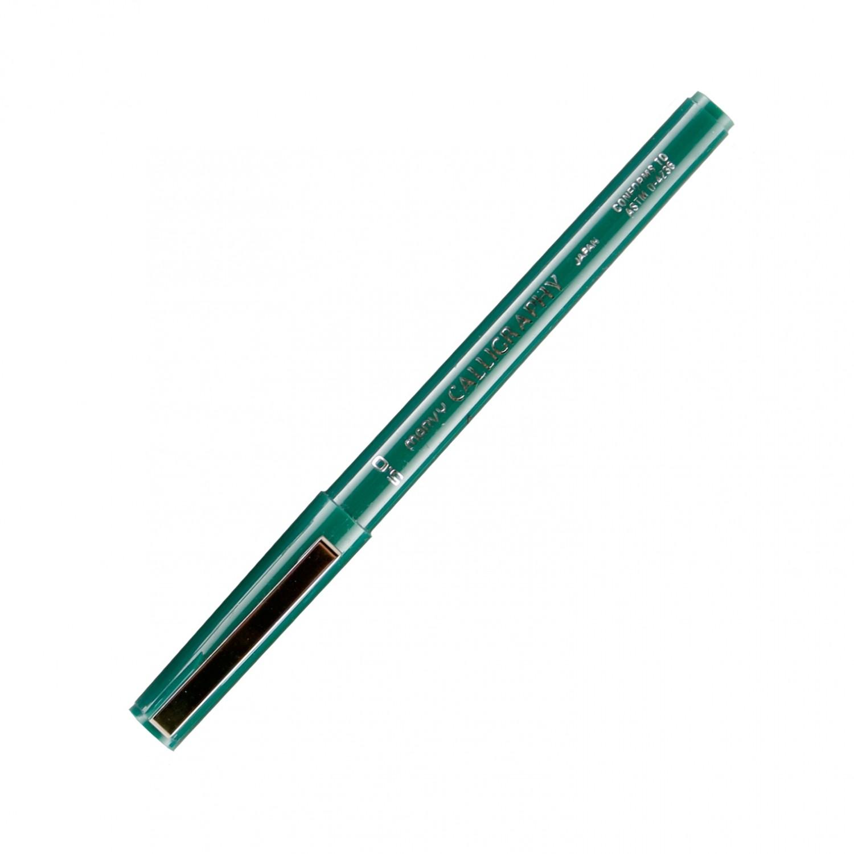 Marvy Calligraphy Pen, 5.0, Green