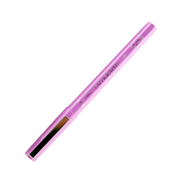 Marvy Calligraphy Pen, 2.0, Violet