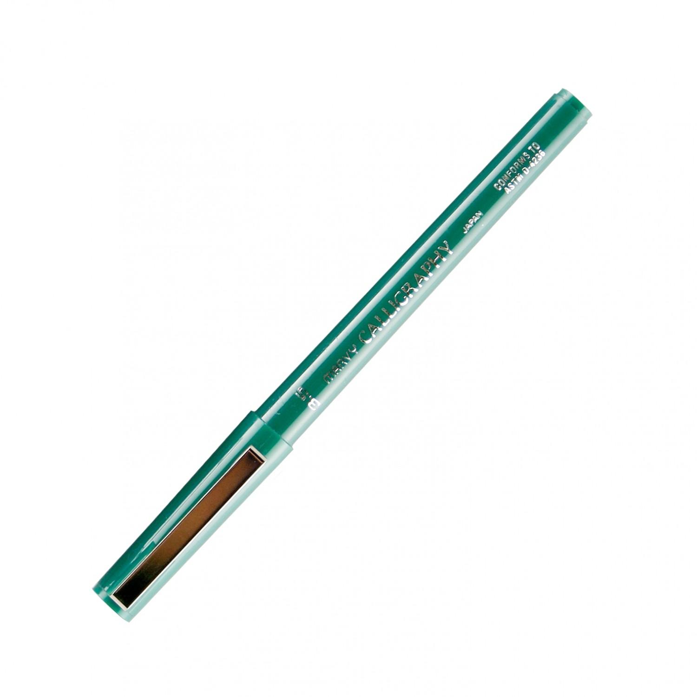 Marvy Calligraphy Pen, 3.5, Green
