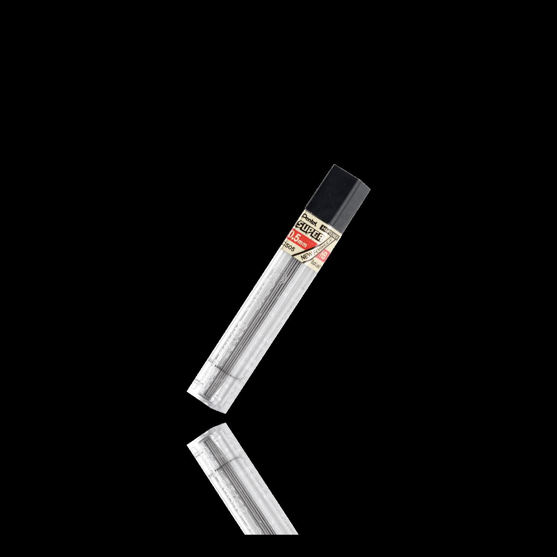 Pentel Hi-Polymer Lead 12 Leads 0.5mm Fine
