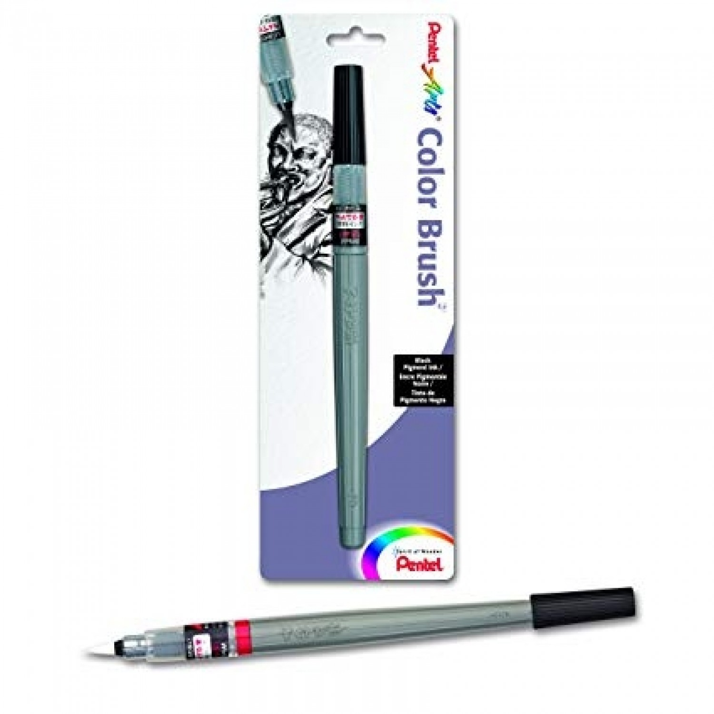 Pentel Arts Color Brush Gray 1pk