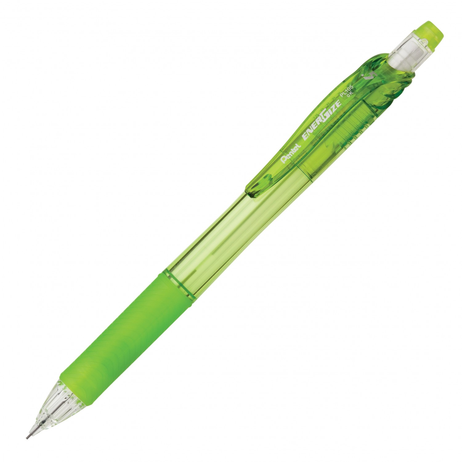 Pentel EnerGize-X Mechanical Pencil (0.5mm) Light Green Barrel