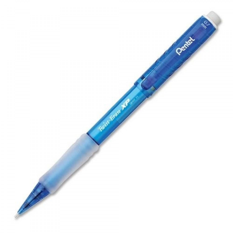 *Pentel Twist-Erase EXPRESS, Sky Blue 0.7mm