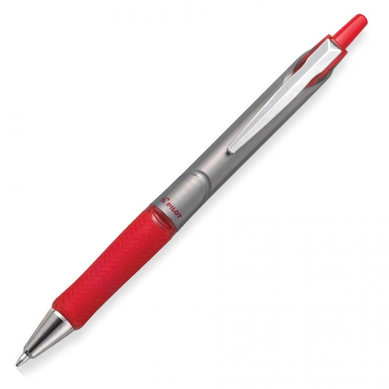 Pilot EZP Easy Touch Pro Med Red
