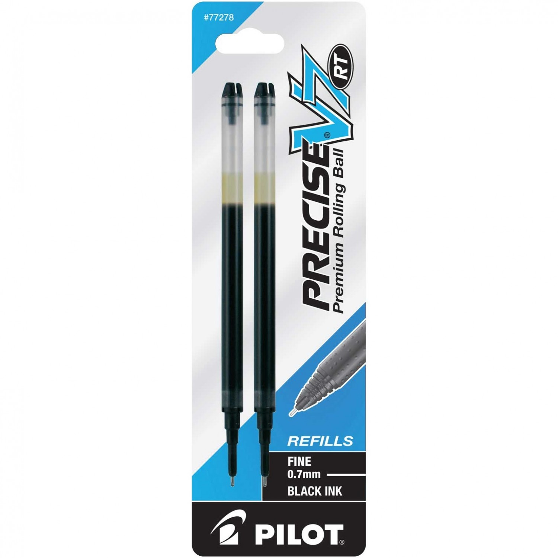 Pilot PV7RR Precise V7 RT Refill Black Fine