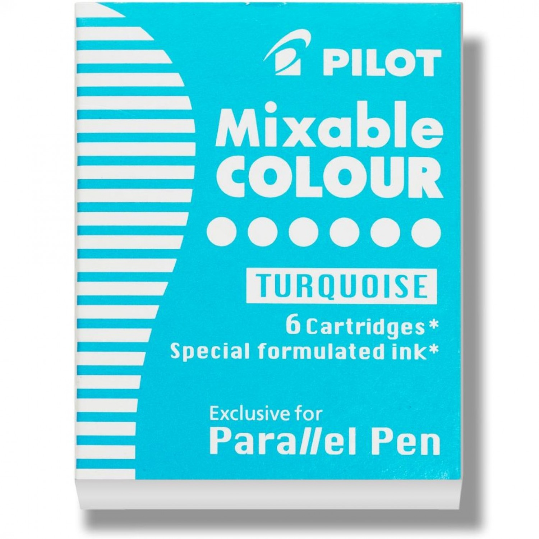 Pilot ICP36 Parallel Pen Refill - Turquoise