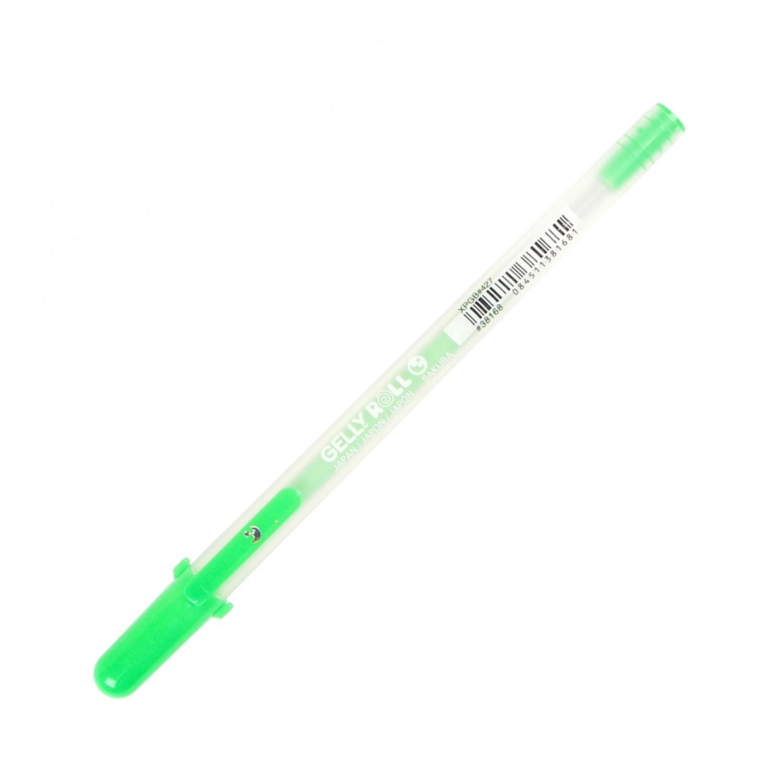 Sakura Gelly Roll Moonlight 10 Fluorescent Green