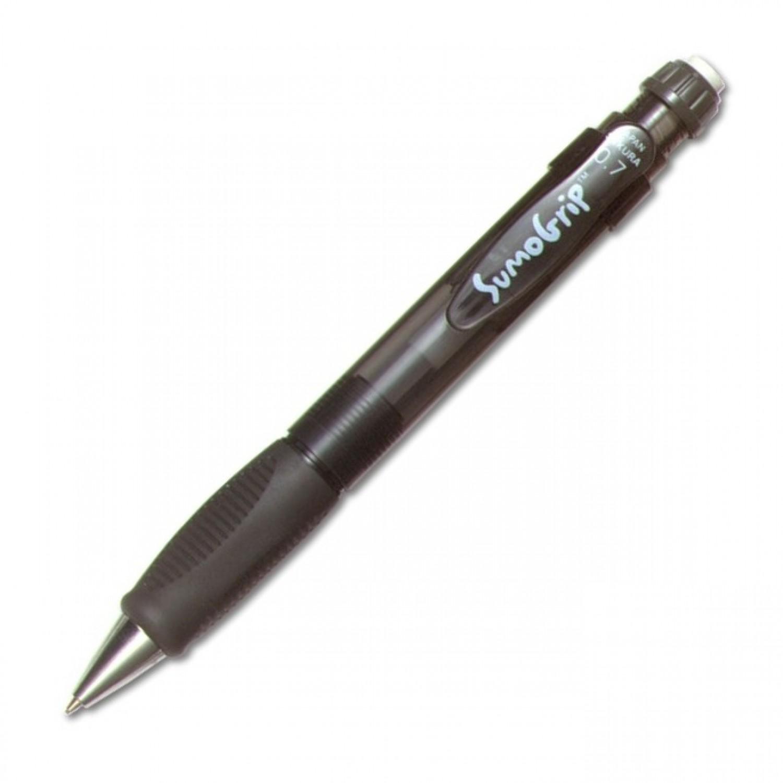Sakura Sumo Grip Pencil 0.7mm Clear Grey