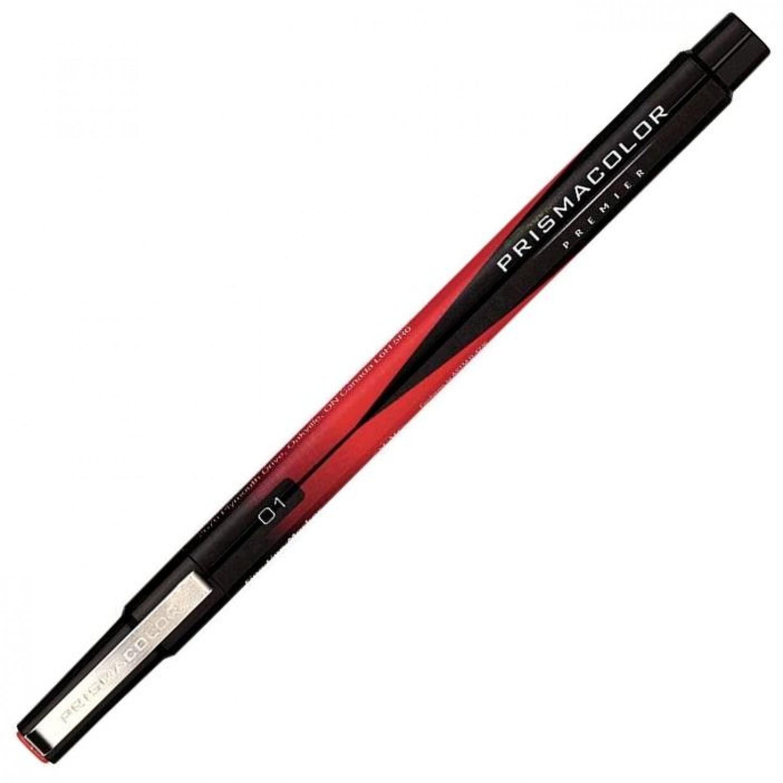 PrismaColor Premier Fine Line Marker Red 01