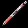 Pentel EnerGel Delux RTX Retract Refillable Liq Med Metal Tip3.19, Orange