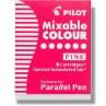 Pilot ICP36 Parallel Pen Refill - Pink