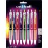 Uni-Ball 207 Colors Med 8cd Gel Pen