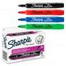 Sharpie Flip Chart Marker, Bullet  4 Color Set