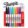 Sharpie Twin Tip Asst 8 CD